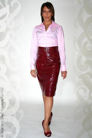 Hide & Sleek Designs - Leather suit